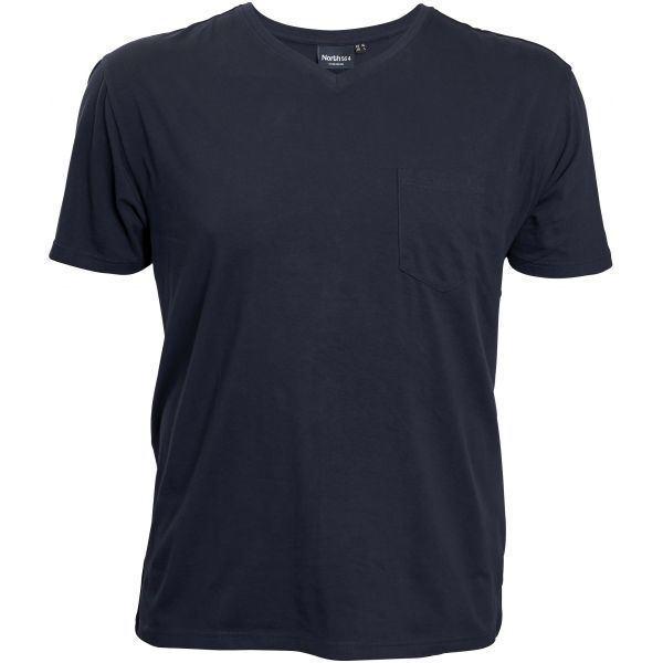 Image sur T-shirt avec poche North 56°4